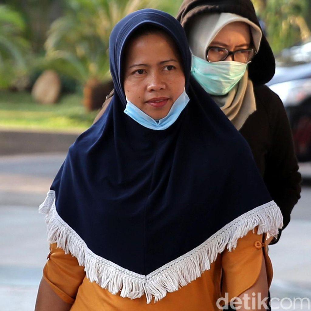 KPK Perpanjang Masa Tahanan Hakim Dewi Terkait Korupsi Dagang Perkara