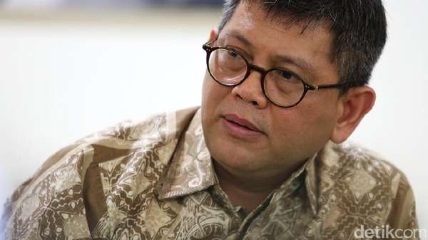 Pansus Angket KPK Minta Bertemu Jokowi untuk Konsultasi