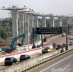 Adhi Karya Bangun Apartemen di Jalur LRT Jabodebek