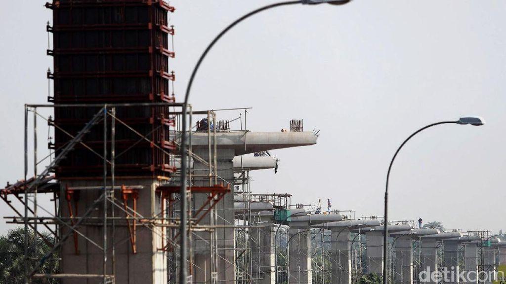 Setelah Jakarta dan Palembang, Ini Kota yang Minat Bangun LRT