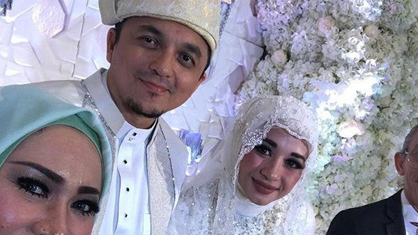 Resmi Jadi Suami Laudya Cynthia Bella, Engku Emran Unggah Foto Penuh Harapan