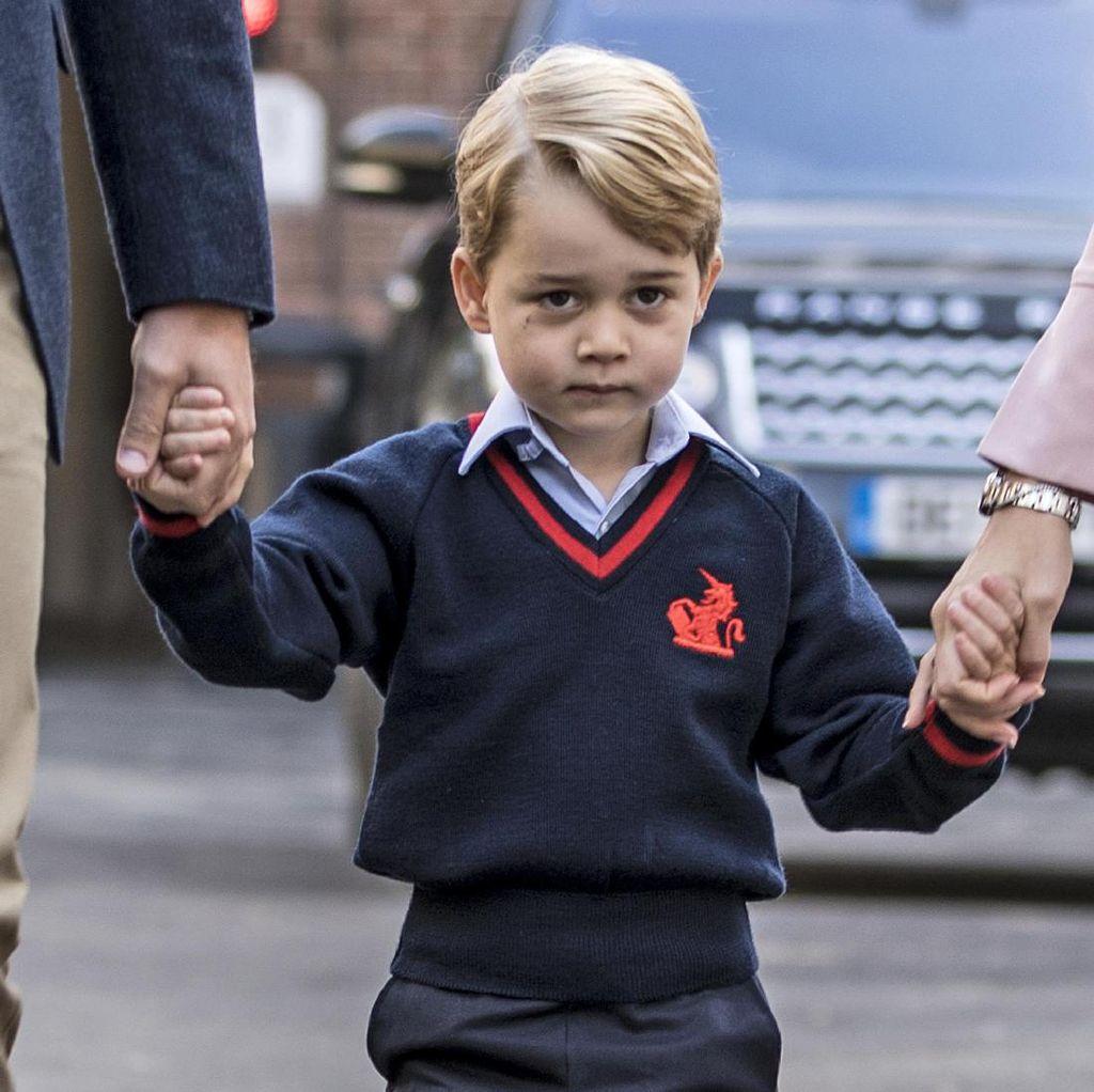 Alasan Pangeran George Tak Boleh Punya Sahabat Dekat di Sekolah