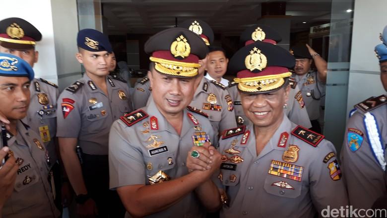 Jabat Kapolda Jabar, Irjen Agung Soroti Asian Games dan Pilkada