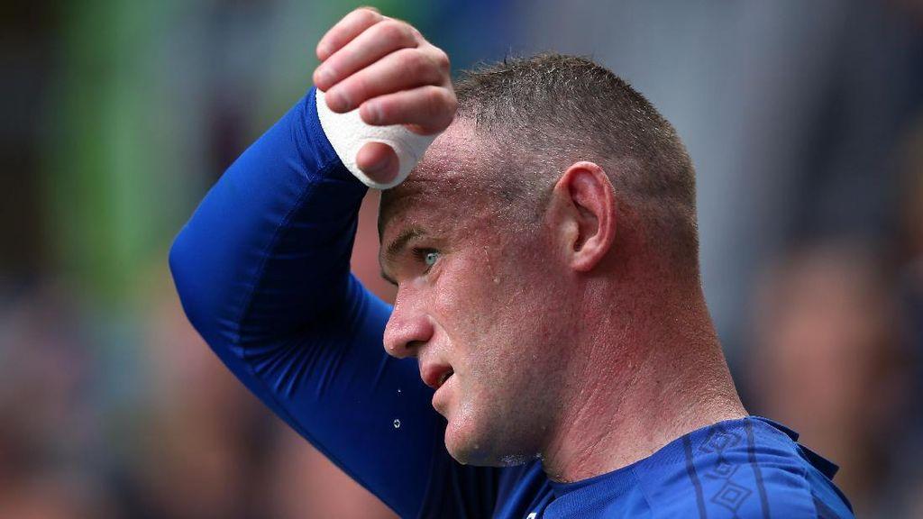 Koeman Kecewa dengan Rooney, tapi...