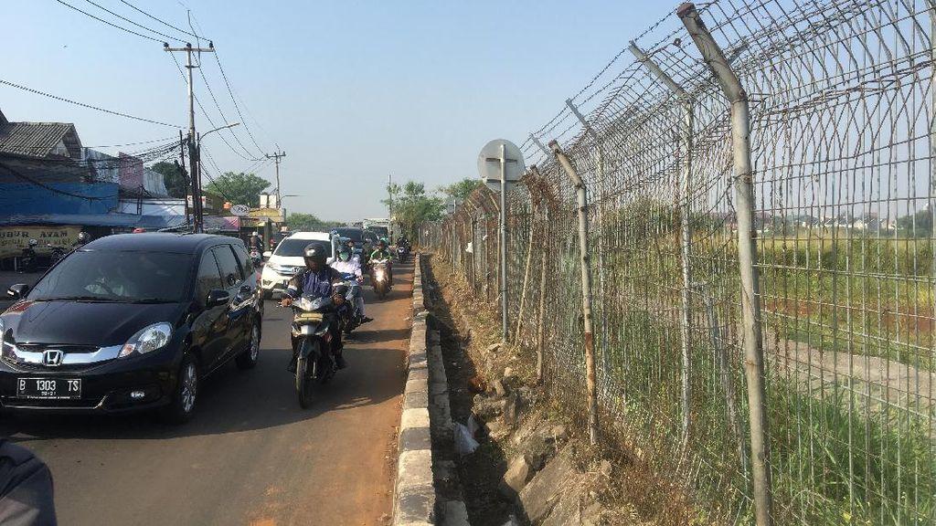Pondok Cabe Mau Jadi Bandara Komersial, Warga Minta Lebarkan Jalan