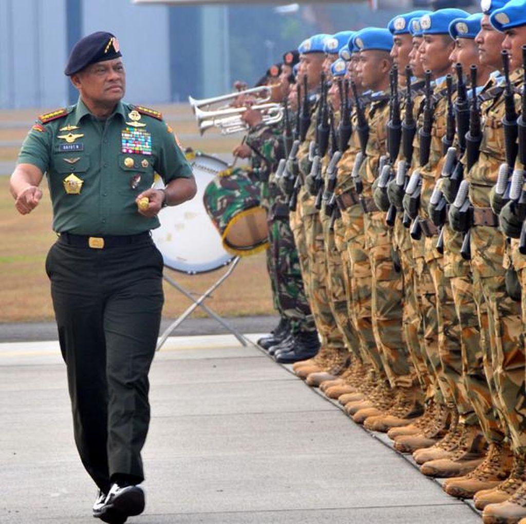 TNI: Panglima Tak Terlibat di Konsolidasi Tokoh Penyelamat Negeri