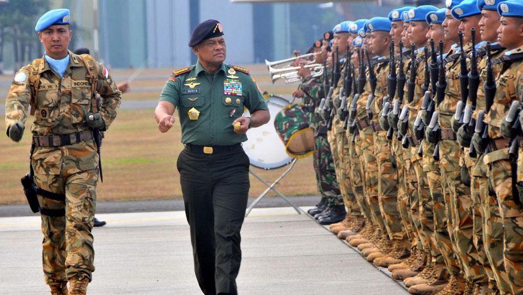 Dinilai Berpolitik, Panglima TNI Diminta Mundur