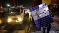 Gerbang Tol Cibubur Utama Resmi Dibongkar