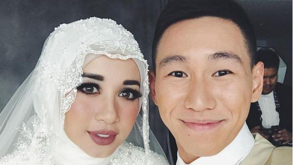 Kritikan & Pujian Makeup Laudya Cynthia Bella Saat Pernikahan
