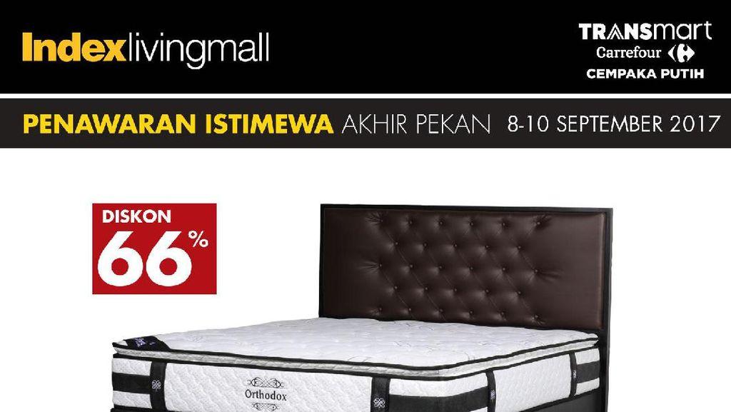 Diskon Hingga 66% Furnitur di Index Living Mall Transmart Carrefour