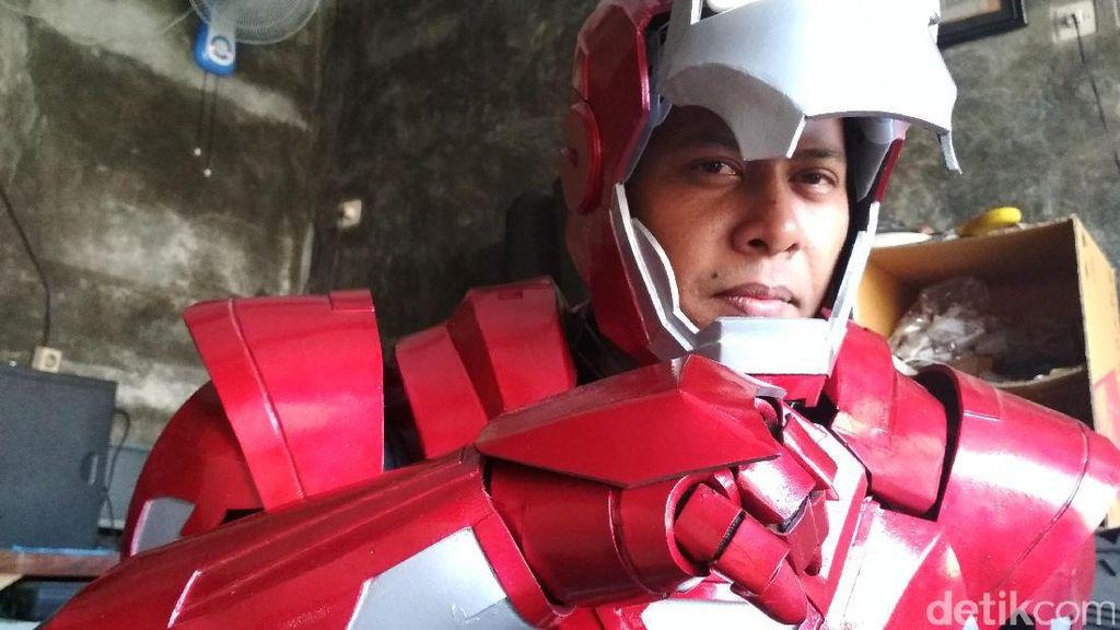 Ini Dia Cosplay Superhero Made In Tulungagung