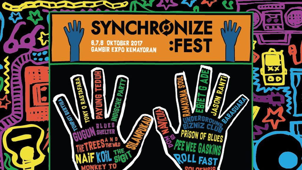 Bob Tutupoly Akan Bawakan Tembang Kenangan di Synchronize Fest