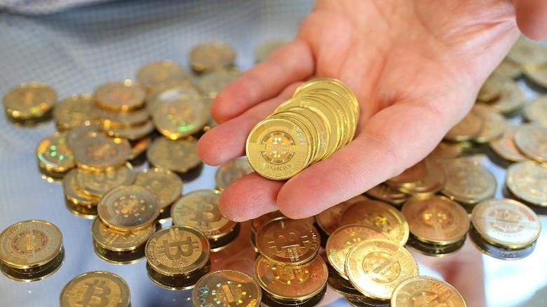 Bitcoin, Mata Uang Virtual yang Mulai Digunakan di Dunia Nyata