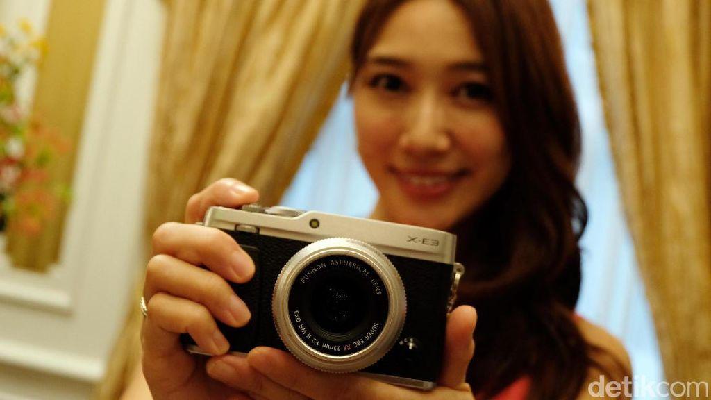 Si Mungil Fujifilm X-E3 Untuk Pecinta Fotografi Jalanan