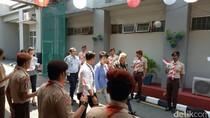 Menteri Kehakiman Jepang Terpukau Pengelolaan Rutan Cipinang