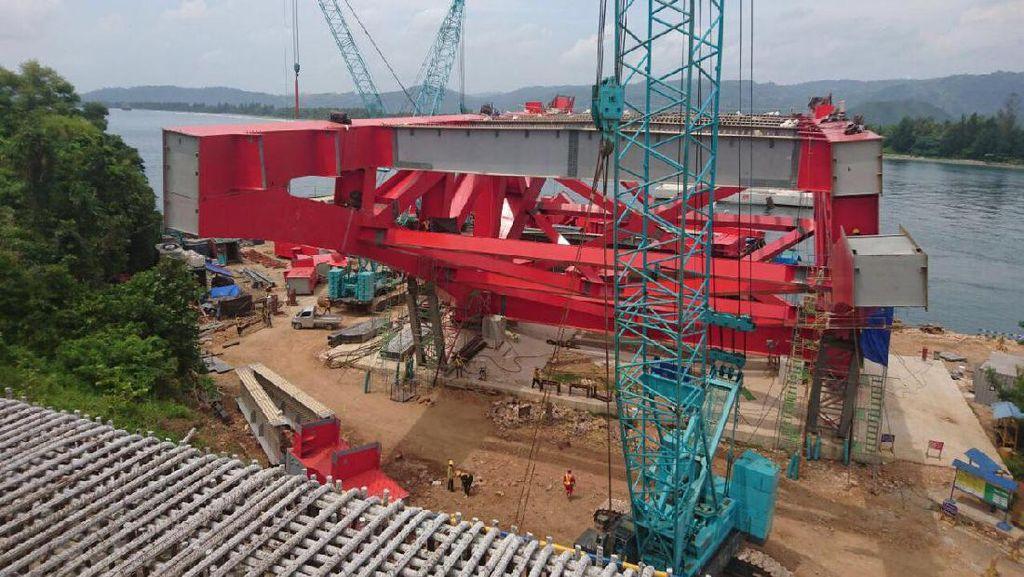 Dibanggakan Jokowi, Ini Jembatan Holtekamp di Jayapura
