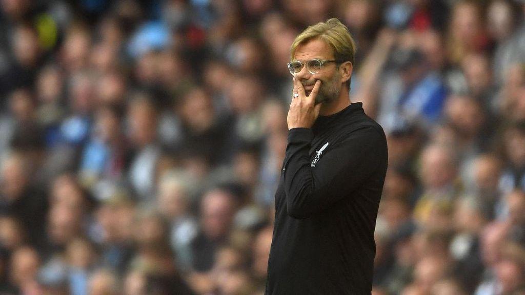 Liverpool di Bawah Tekanan, Klopp: Seolah-olah Kami Tak Punya Poin