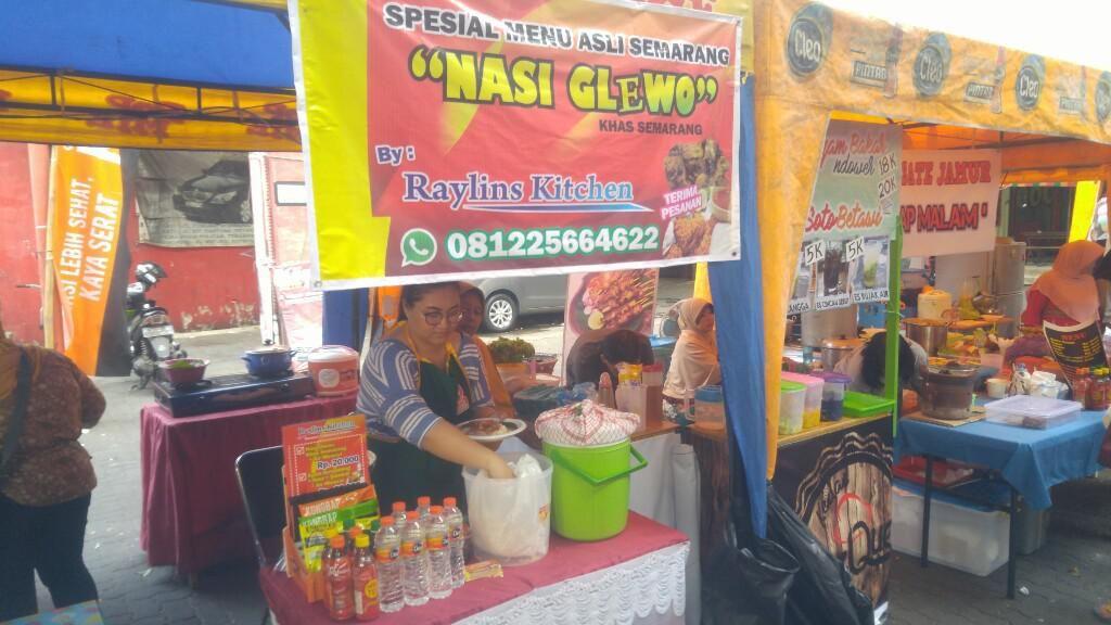 Ini Nasi Glewo, Kuliner Legendaris Semarang yang Nyaris Punah