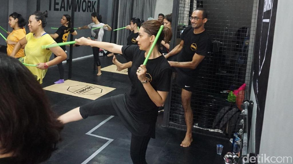 Siasati Kesibukan, Najwa Shihab Pilih Olahraga yang Kompleks