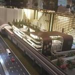 Apartemen Nempel Stasiun LRT Juga akan Dibangun di Kawasan ini
