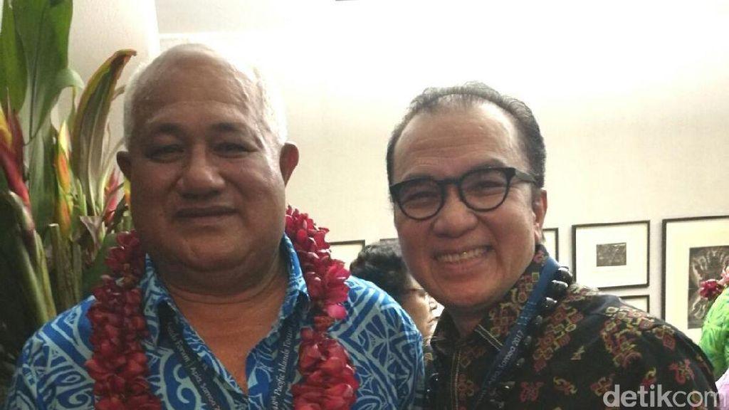Tantowi: Sudah Waktunya Indonesia Masuk ke Pasifik