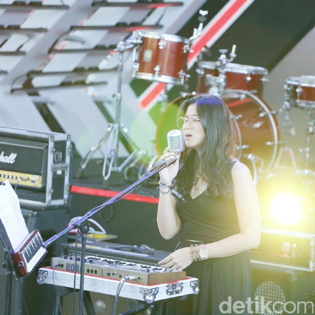 Danilla Punya Lintasan Waktu untuk Album Kedua