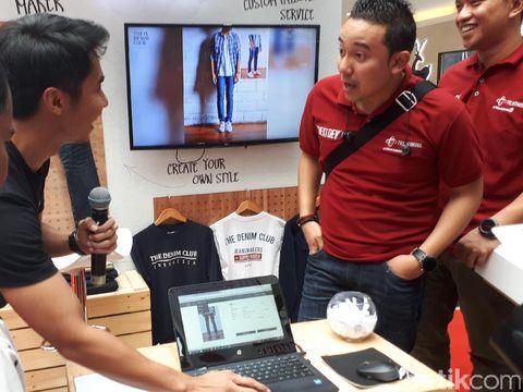Startup Finalis The NextDev Academy 'Mejeng' di Kota Kembang