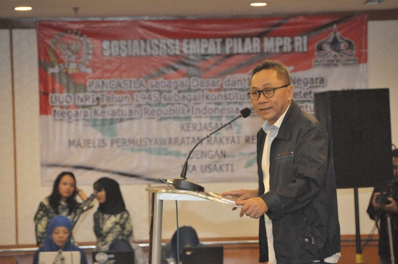 Ketua MPR Tolak Usul Pembekuan KPK