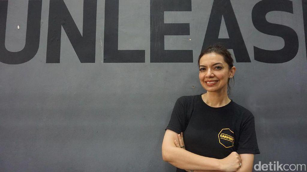 Meski Sibuk, Ini Alasan Najwa Shihab Tetap Rutin Olahraga