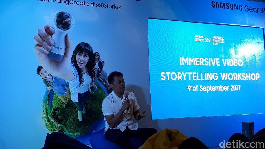 Pembuat Film Harus Melek Teknologi 360