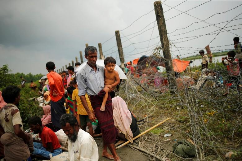 Mensos Apresiasi LSM yang Salurkan Bantuan untuk Rohingya