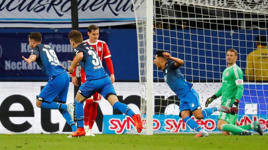 Bayern Tumbang di Markas Hoffenheim