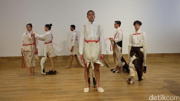 Mella Jaarsma hingga Xu Zhen di Preview Museum MACAN
