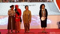 Hadiri HUT Polwan, Menteri Susi: Polisi Wanita Itu Gagah tapi Manis
