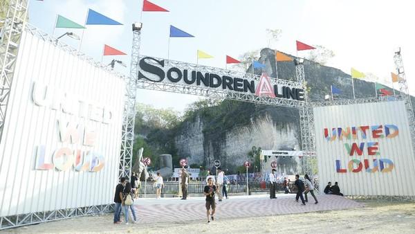 Soundrenaline 2017 Buktikan Masih Berisik