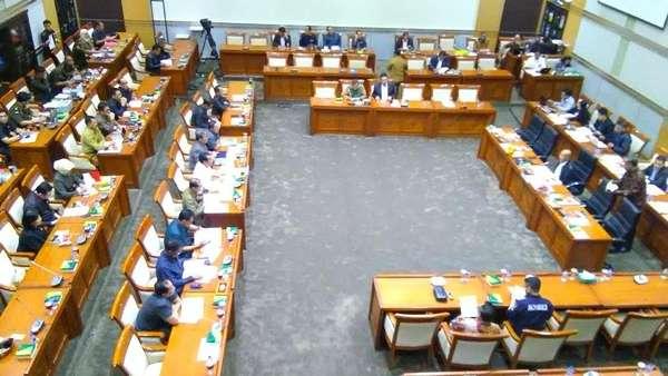 Debat Panas DPR Vs KPK soal Pengaduan Kasus
