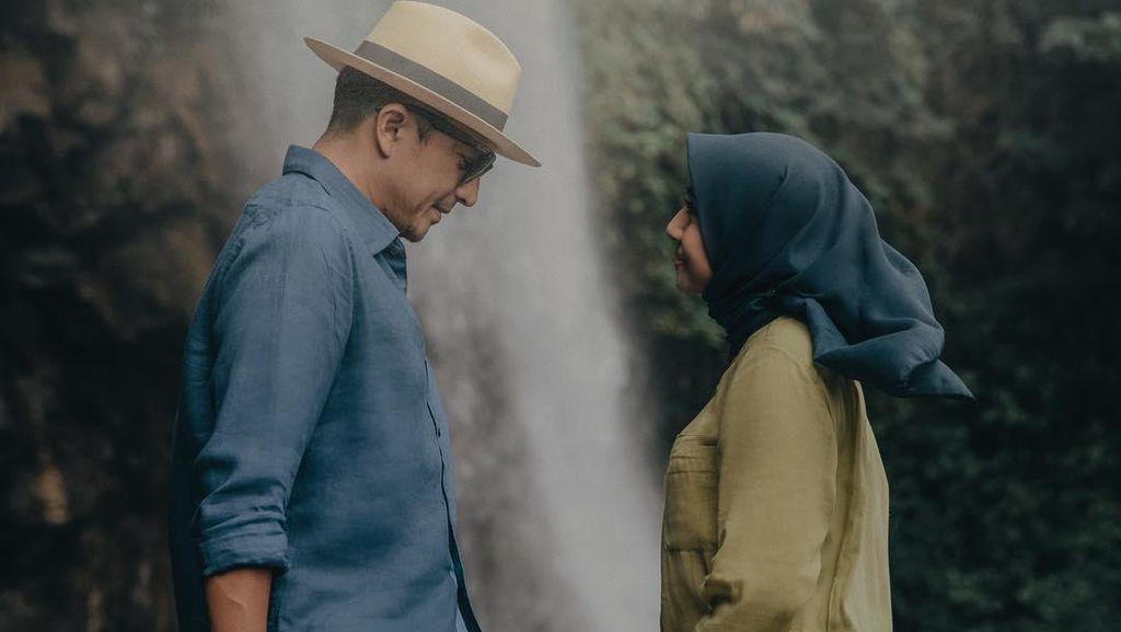 Laudya Cynthia Bella Lari Malam Bareng Emran, Netizen: Kapan ke Jakarta?