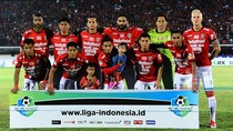 Bali United Gagal Kembali ke Puncak Klasemen