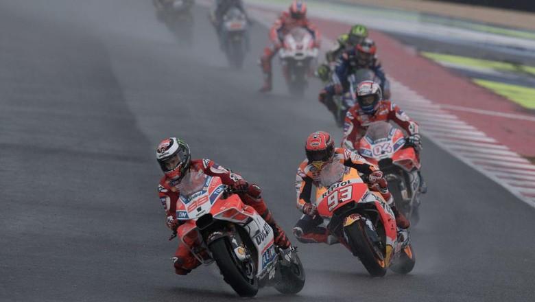 Analisis Lorenzo tentang Persaingan Lima Rider Teratas Saat Ini