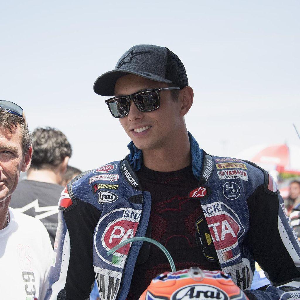 Yamaha Tunjuk Michael van der Mark Gantikan Rossi di Aragon