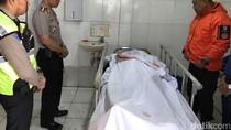 Akhir Keberanian Trisna Padamkan Kebakaran Gudang Kain di Bandung