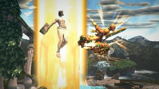 Kominfo Minta Game Fight of Gods Diblokir