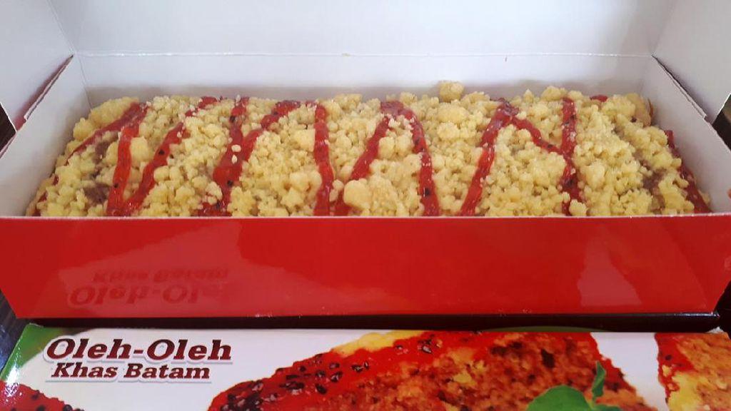 Kek Pisang, Oleh-oleh Lezat dari Batam