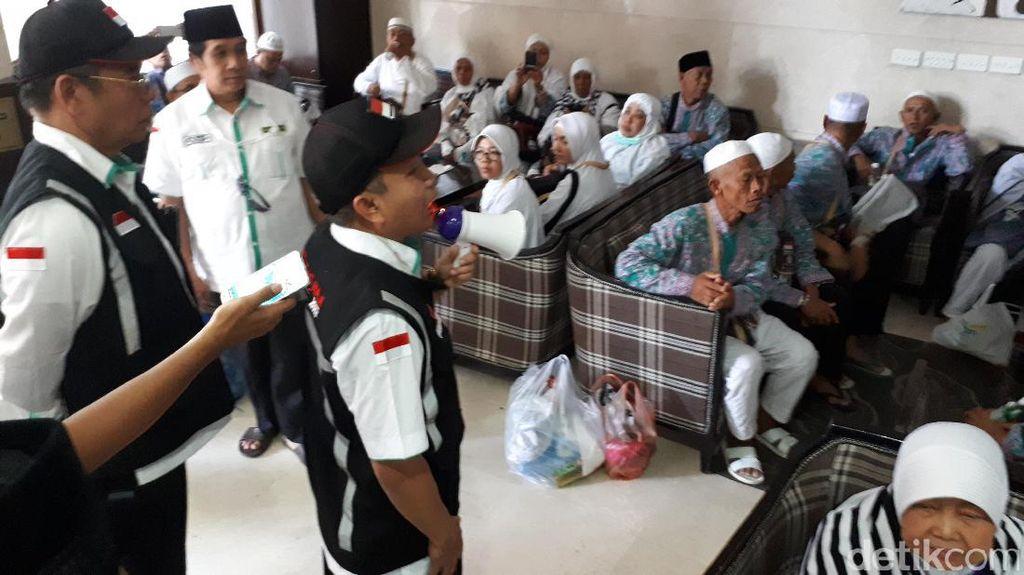 65 Jemaah di Madinah Alami Diare, Belum Diketahui Penyebabnya