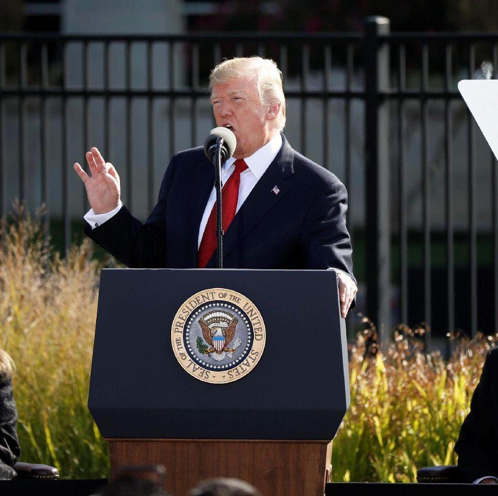 Trump Ancam akan Hancurkan Korut Jika Teruskan Proyek Nuklir