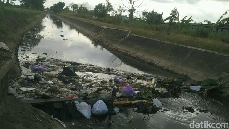 Selokan Mataram di Yogya Sarat Nilai Sejarah Justru Dipenuhi Sampah