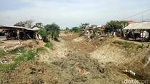 1.229 Bangunan Liar Sepanjang Aliran Sungai di Brebes akan Dibongkar