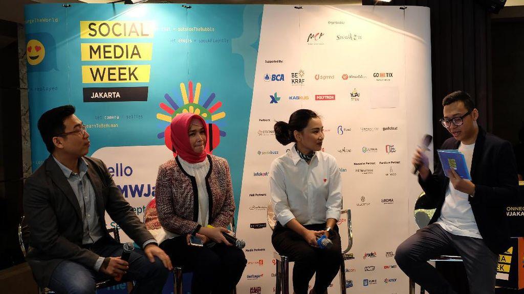 Social Media Week Jakarta 2017 Resmi Dibuka