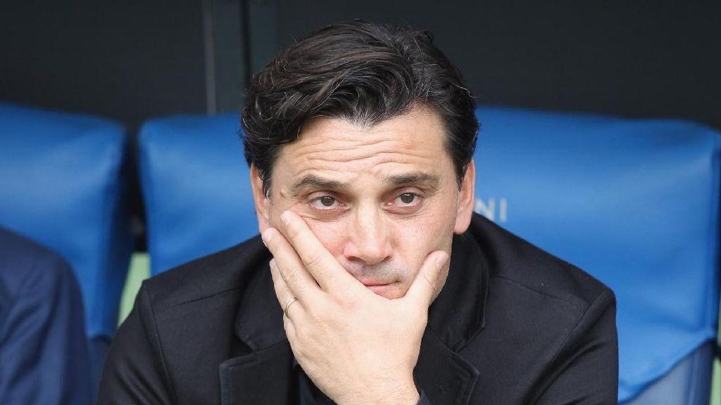 Montella: Milan Memang Pantas Dikritik