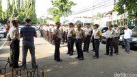 Pengamanan PN Jaksel Diperketat Jelang Praperadilan Novanto